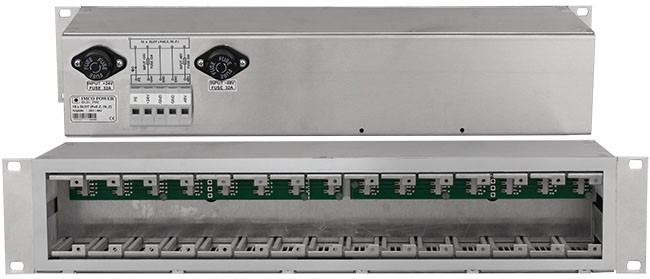 DL2U_INJEKTOR PoE / DISTRIBUTION(15x) 48V