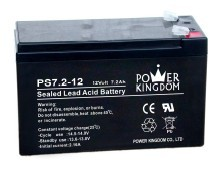 AKU POWER KINGDOM PS 12- 9 SR VdS (6.3mm Faston)
